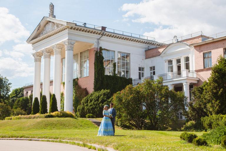 Лучшие места для свадебной фотосъёмки в Москве