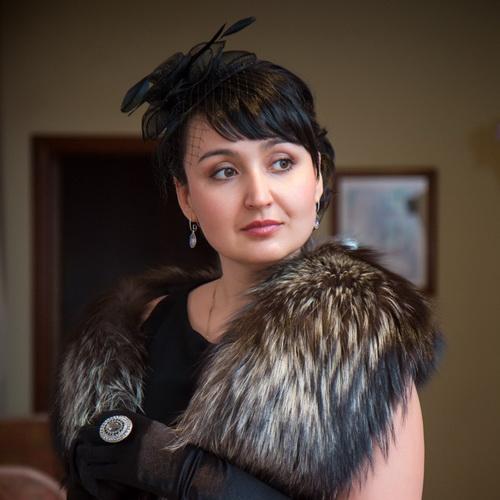 Светлана Пароконная