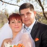 Наталья и Дмитрий - молодожёны