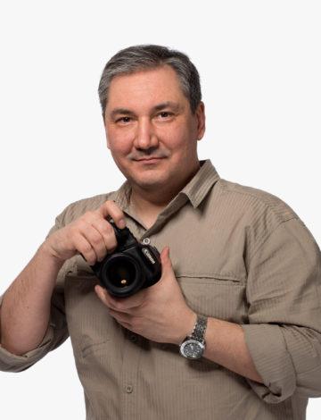 Фотограф Александр Столяров
